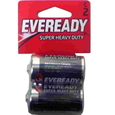 1235B2 HV Duty 48-C-2pk Carbon Zinc Eveready