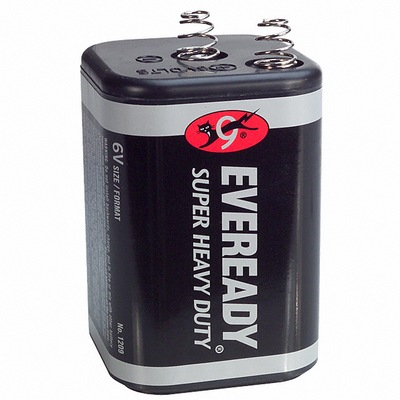 LANTERN Battery 3-6V 1209 Heavy Duty EVEREADY