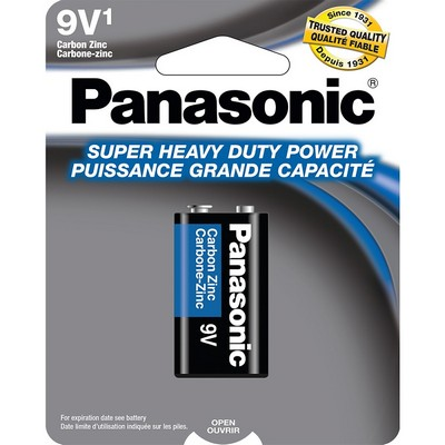 PANASONIC 48-9V-1pk Heavy Duty Battery
