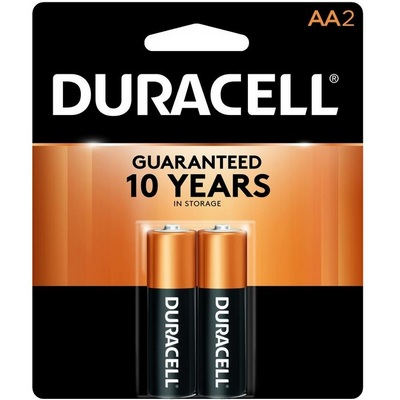 DURACELL 14-AA-2 (USA) MN1500B2 carded