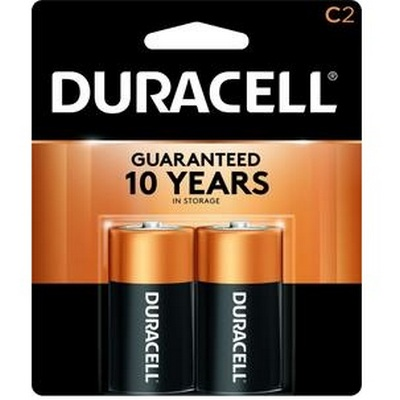DURACELL 8-C-2 (USA) MN1400B2 Carded