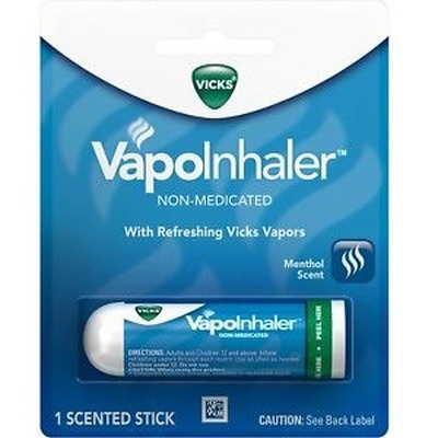 (USA) VICKS inhaler indv carded