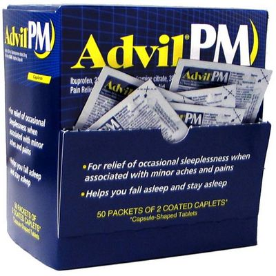ADVIL PM 2s Box of 50