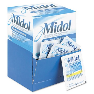 MIDOL CAPLETS 2s Dispnser of 25-2s
