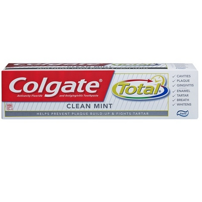 COLGATE TOTAL 12-0.75oz Tooth Paste