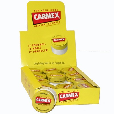 CARMEX LIP BALM Jar 12-0.25oz