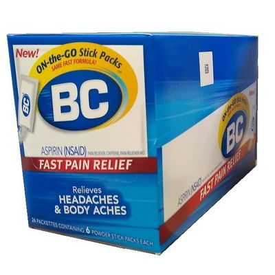 BC Powder 6s Box of 24
